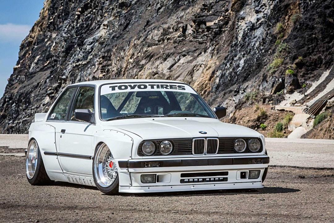 BMW E30 325is en Rocket Bunny... Musclé le lapin ! 17