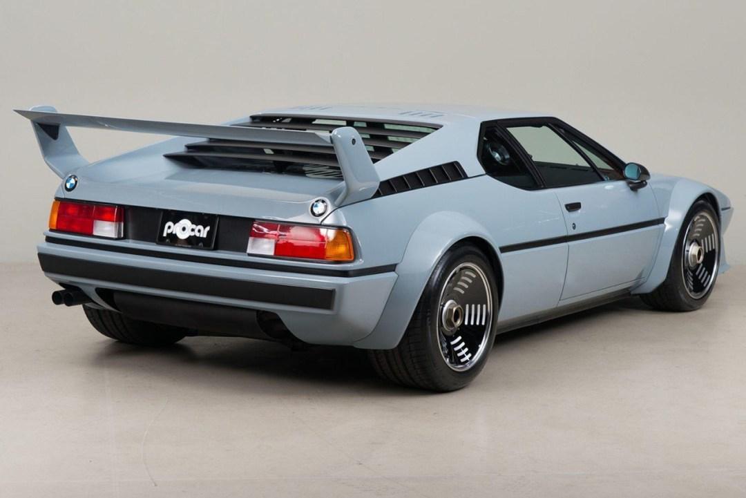 BMW M1 Procar Street Legal... La seule et unique ! 40