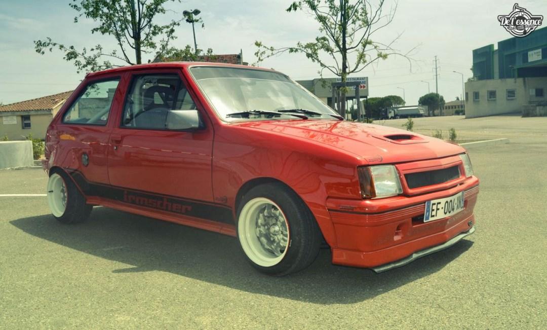 Opel Corsa GSi : Alain et sa fraise Tagada ! 66