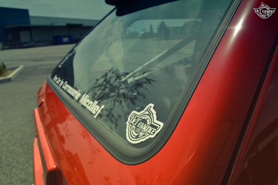 Opel Corsa GSi : Alain et sa fraise Tagada ! 77