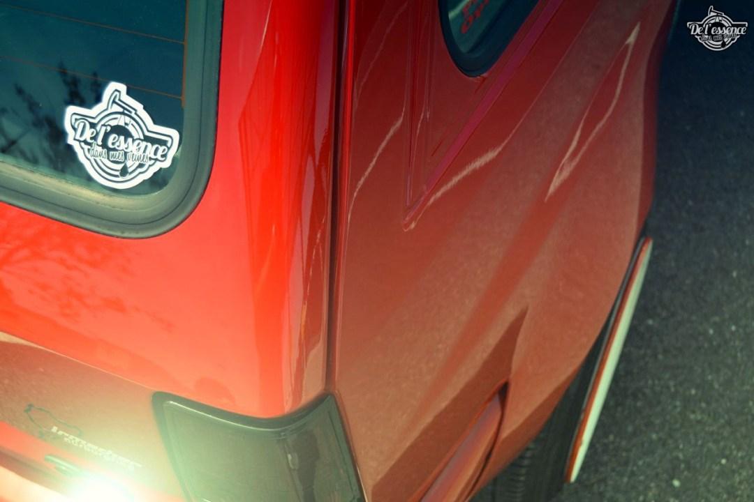 Opel Corsa GSi : Alain et sa fraise Tagada ! 81