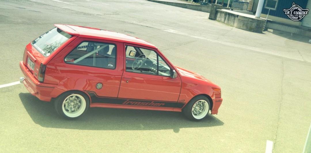 Opel Corsa GSi : Alain et sa fraise Tagada ! 68