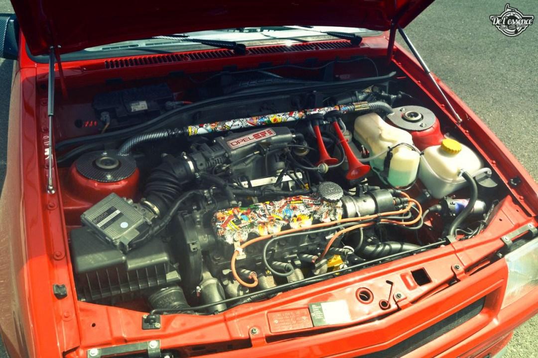 Opel Corsa GSi : Alain et sa fraise Tagada ! 69
