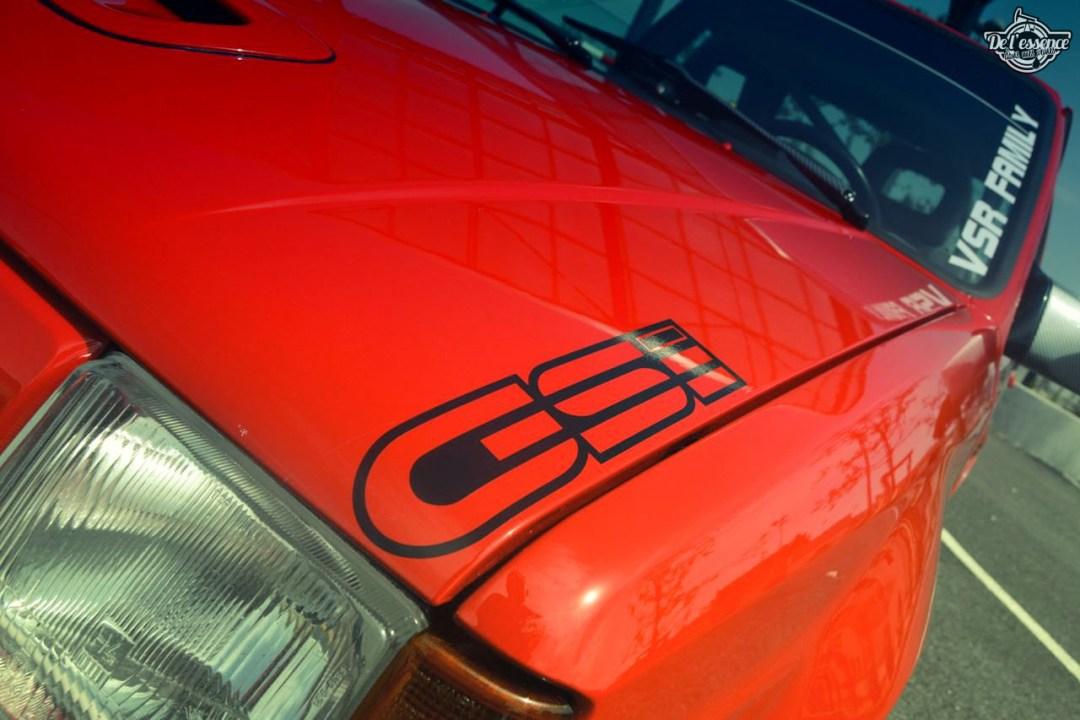 Opel Corsa GSi : Alain et sa fraise Tagada ! 62