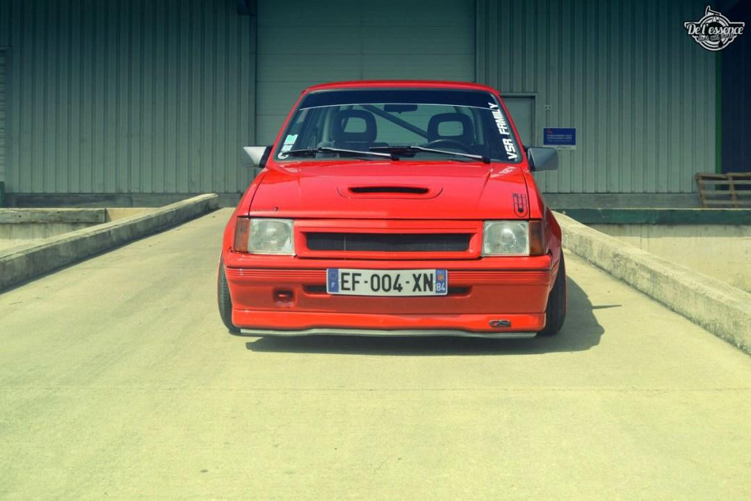 Opel Corsa GSi : Alain et sa fraise Tagada ! 64