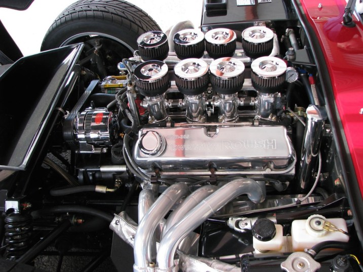 DLEDMV Engine - 427ci Roush
