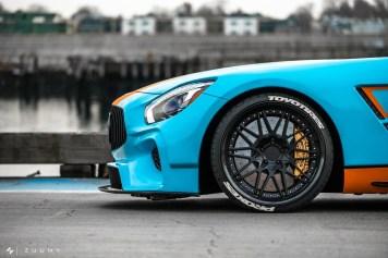 DLEDMV - Mercedes AMG GT S Gulf Starke & Zuumy - 00003