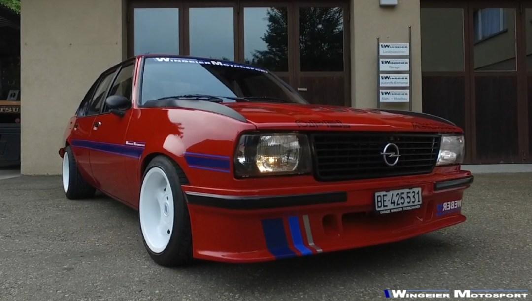 Opel Ascona B : Projekt W240... 32
