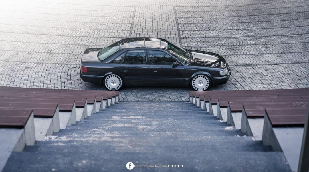 Audi 100 S4 2.2 Turbo Quattro... 0 défaut ! 50