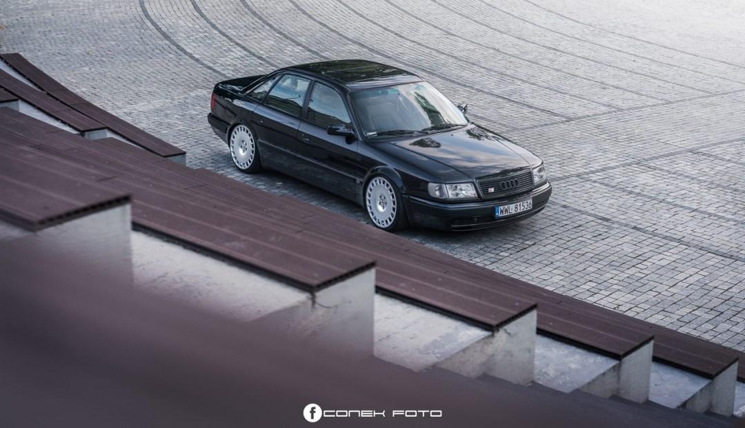 Audi 100 S4 2.2 Turbo Quattro... 0 défaut ! 62