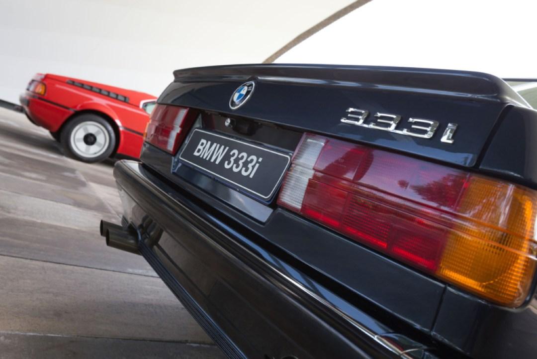 BMW 333i E30, 745i E23 & 530 E12 MLE... Bavaria South Africa ! 57