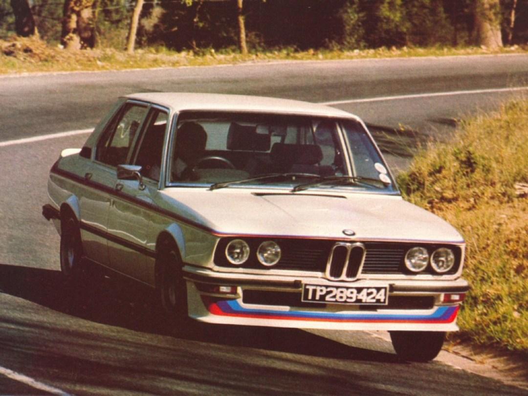 BMW 333i E30, 745i E23 & 530 E12 MLE... Bavaria South Africa ! 42