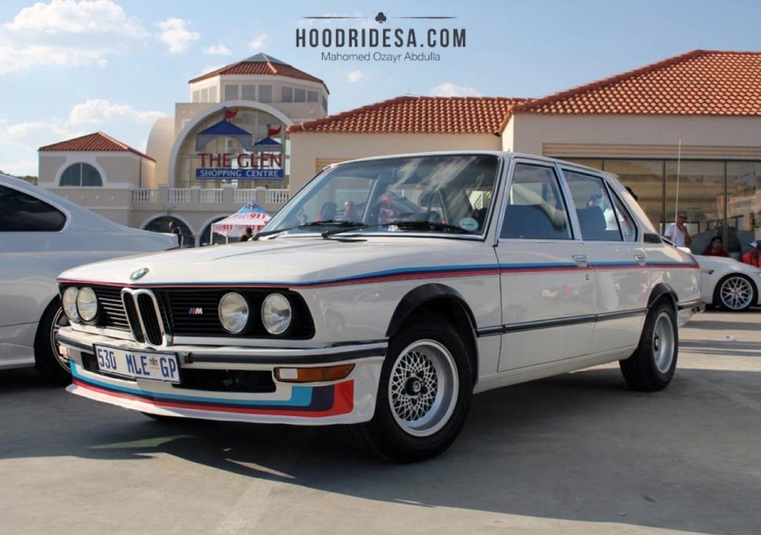 BMW 333i E30, 745i E23 & 530 E12 MLE... Bavaria South Africa ! 50