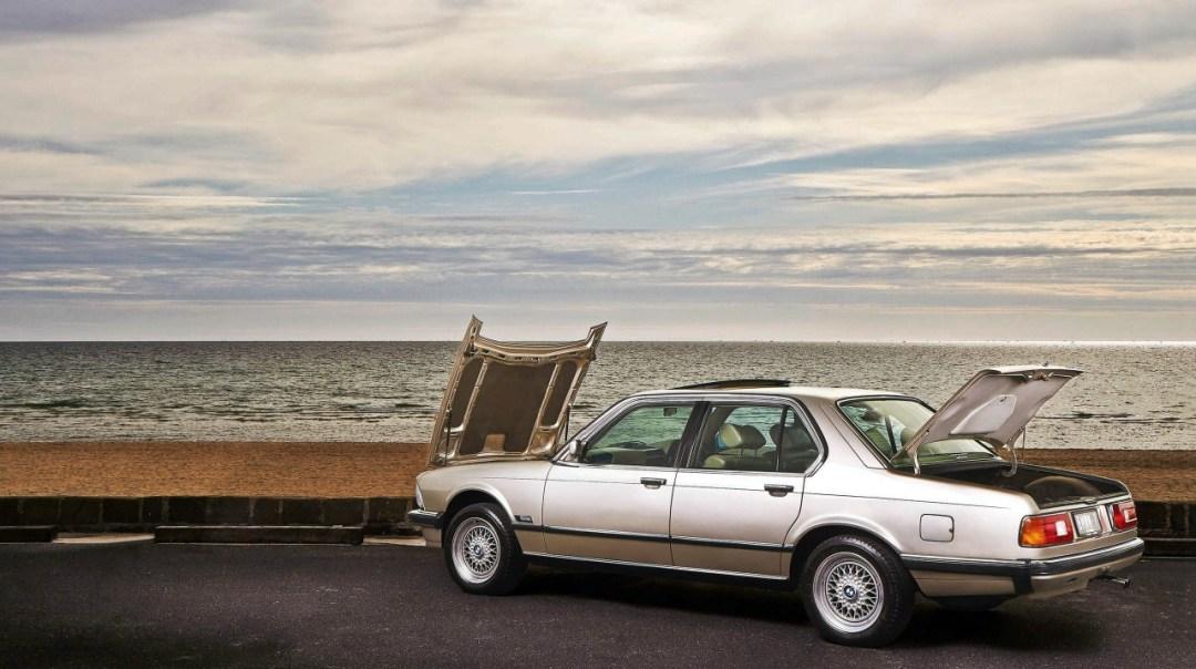 BMW 333i E30, 745i E23 & 530 E12 MLE... Bavaria South Africa ! 55