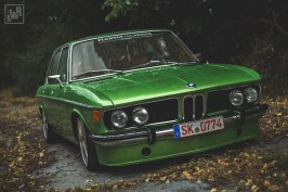 DLEDMV - BMW E3 Bavaria Green - 00005