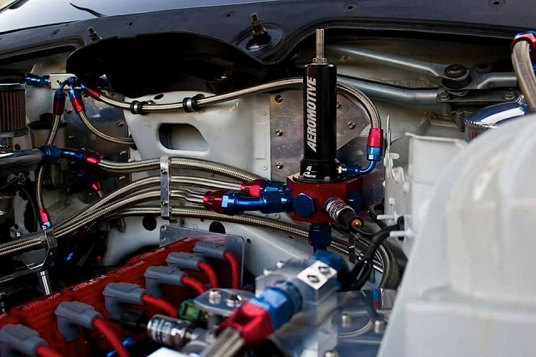 BMW M6 E63... Avec 6 Rotors à la place du V10 ! 48