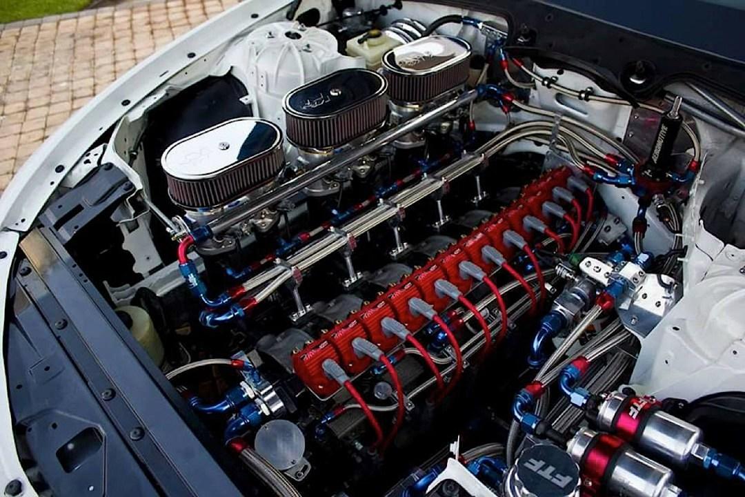 BMW M6 E63... Avec 6 Rotors à la place du V10 ! 60