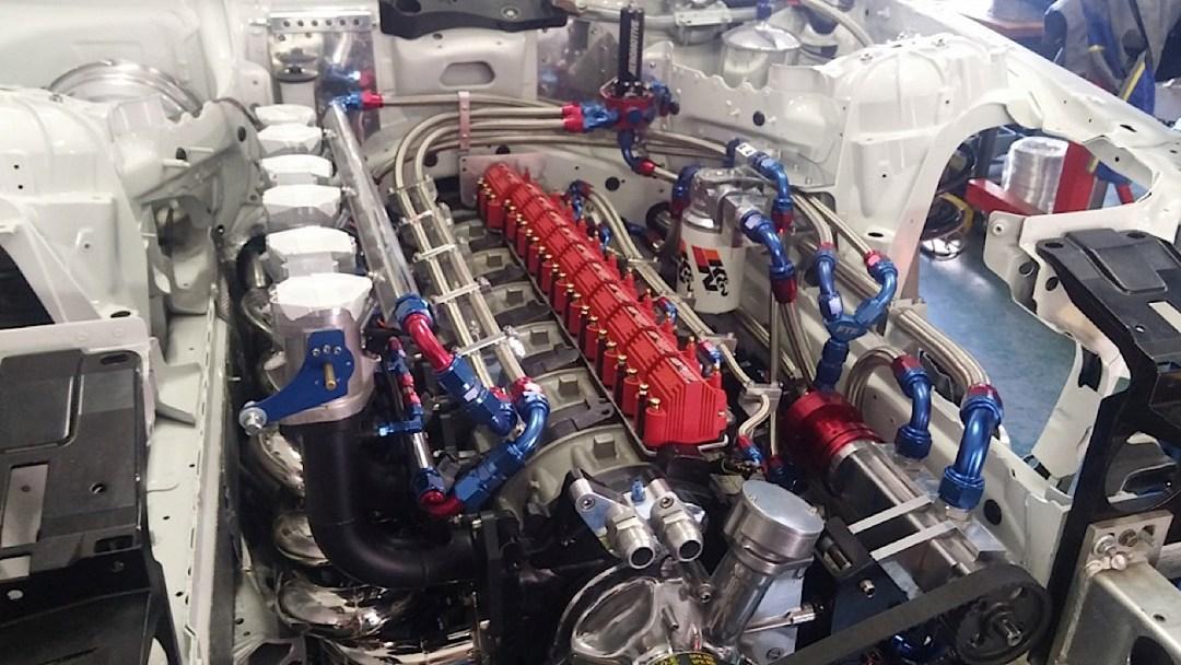 BMW M6 E63... Avec 6 Rotors à la place du V10 ! 49