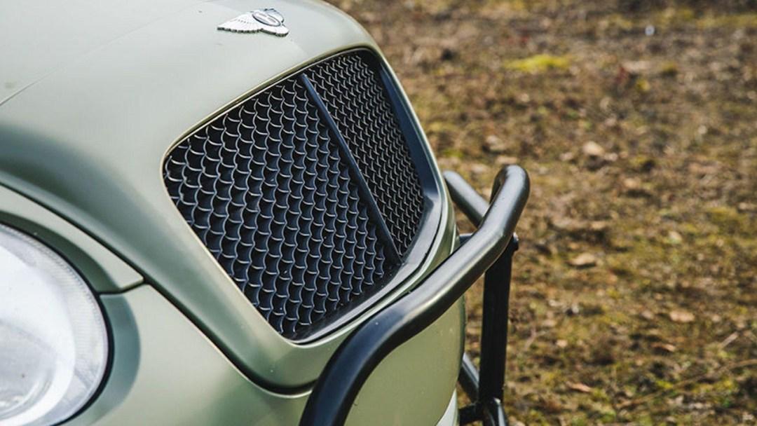 Du Zombie Crush en Bentley Continental GT... 21