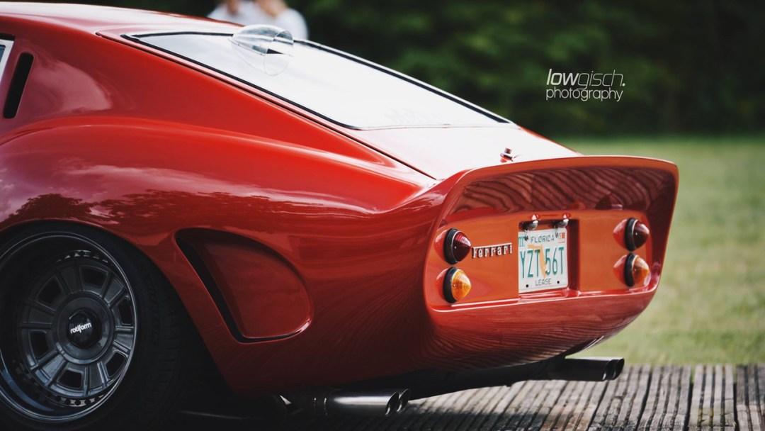 Outlaw Ferrari 250 GTO... La Joconde en Air Jordan ! 46
