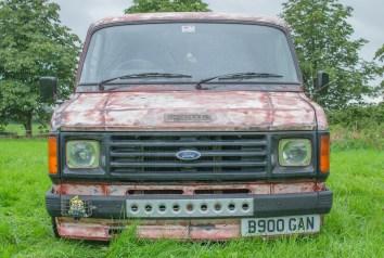 DLEDMV - Ford Transit Pickup Custom - 00009