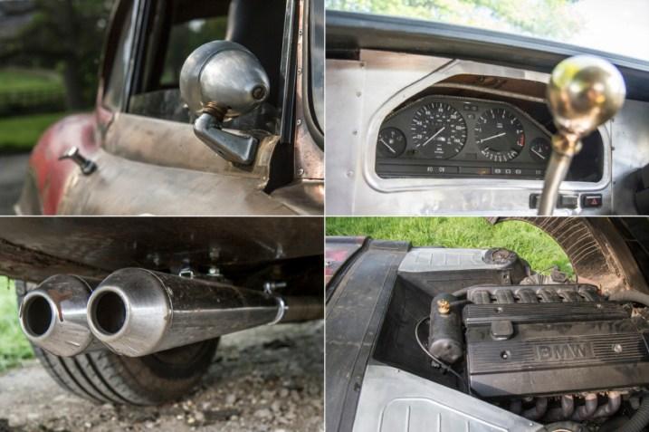 DLEDMV - Jaguar Type E Rat Rod Survivor Customs - 00009