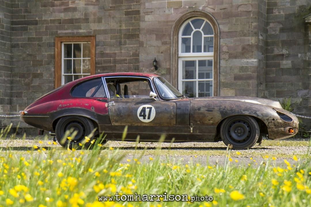 Rat Rod Mods en Jaguar Type E... Pour emmerder les puristes ! 26