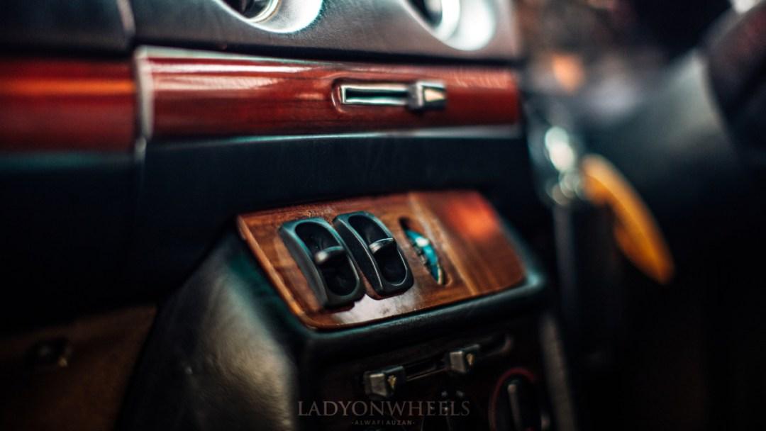 Mercedes 200E W123 : A beautiful legacy ! 24