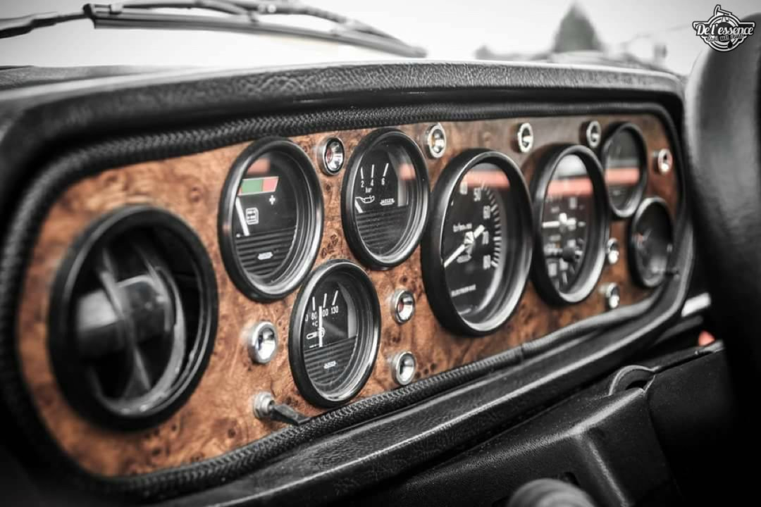 Peugeot 104 ZS sous stéroïdes ! 49