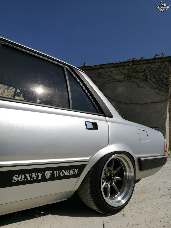 Peugeot 505 Slammed - Pug' Life ! 37
