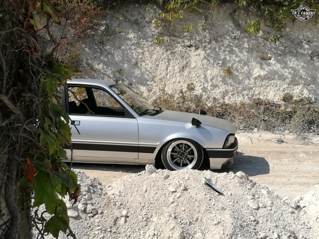 Peugeot 505 Slammed - Pug' Life ! 35