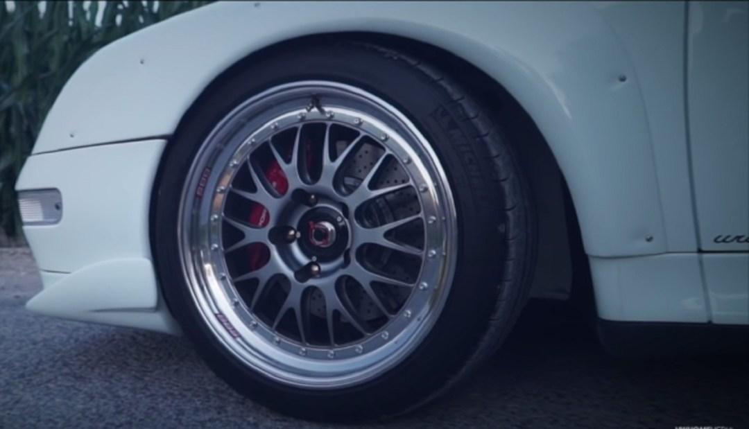 Porsche 993… De Turbo à GT2… Il n'y a qu'un pas ! 13