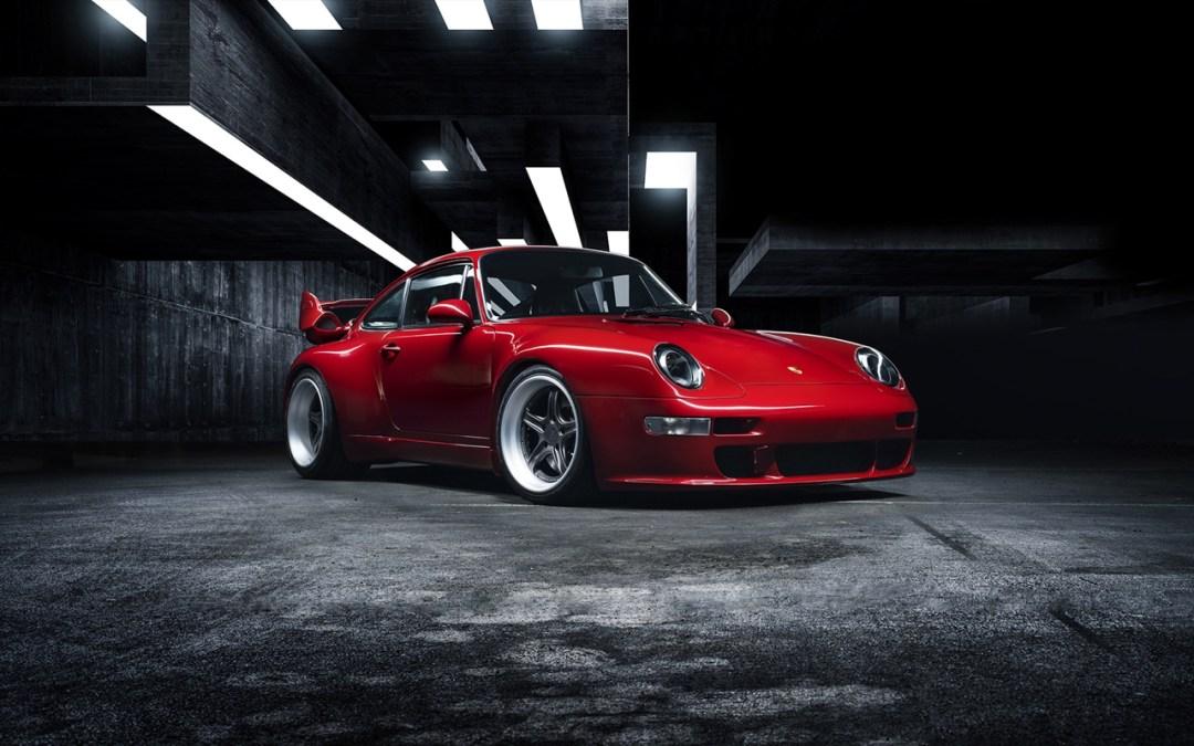 Porsche 993 400R - Werks de rage ! 55