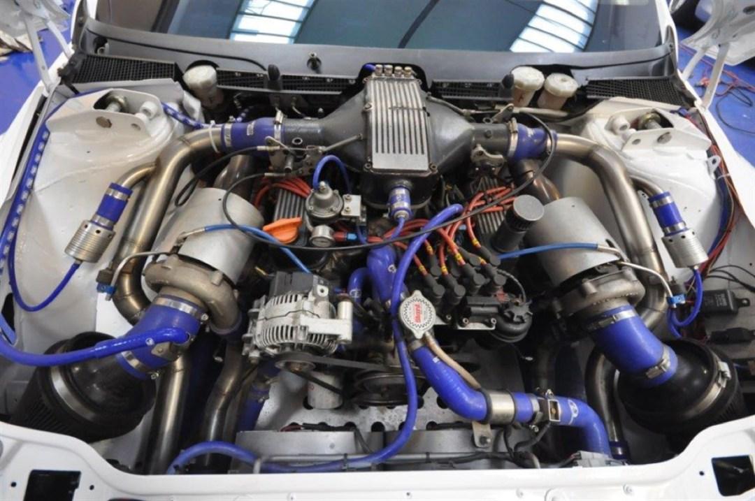 Renault Laguna V8 Biturbo... Juste pour le fun ! 33