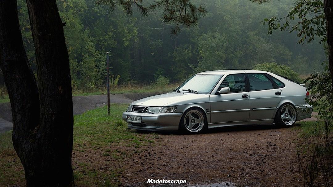 Saab 900 Talladega... Talladegaine ! 17