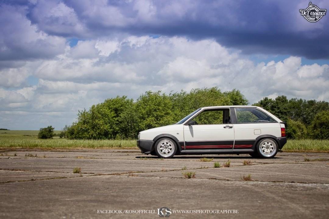 Seat Ibiza CLX : Static System Porsche... 26