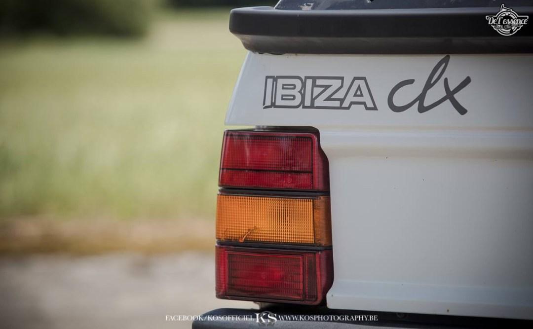 Seat Ibiza CLX : Static System Porsche... 27