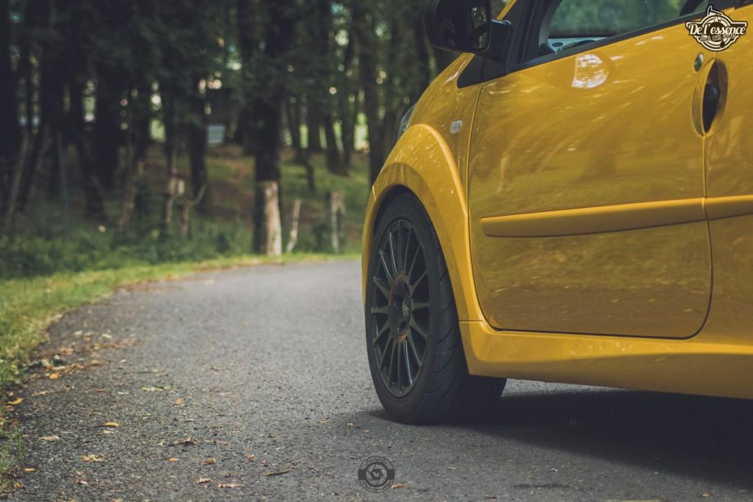 Renault Twingo RS : La teigneuse a les nerfs...! 32