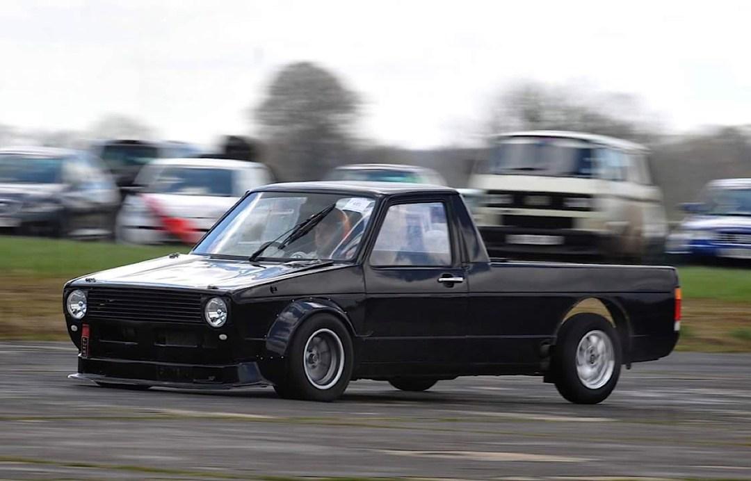 Hillclimb Monster : VW Caddy... ben oui, pour faire les courses ! 9