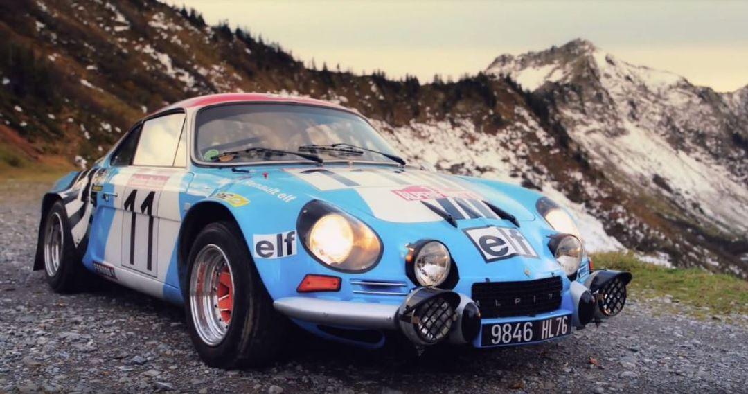 Alpine A110 Gr.4 - Passé... Présent ! 21