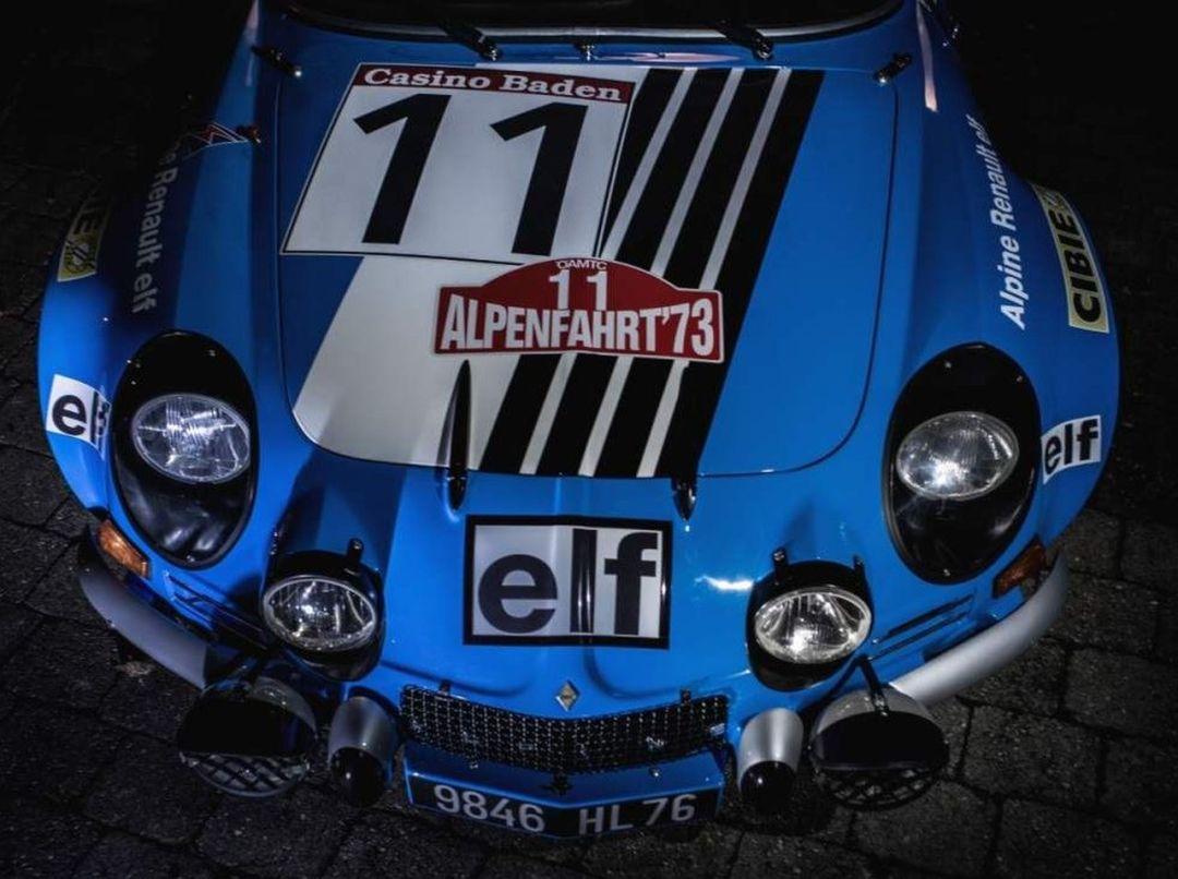 Alpine A110 Gr.4 - Passé... Présent ! 17