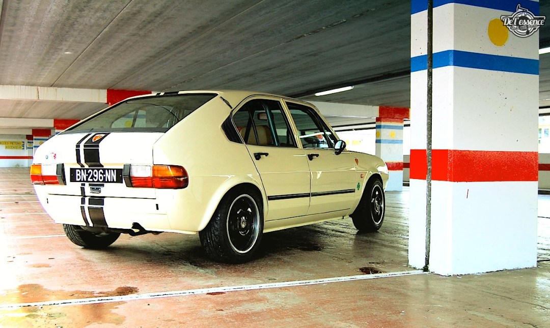 Alfa Romeo Alfasud - Celle qui ne vient pas du Nord... 38