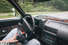 DLEDMV - Audi 90 low & slow en BBS - 004