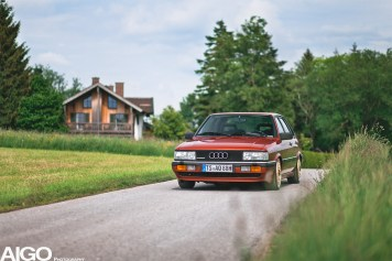 DLEDMV - Audi 90 low & slow en BBS - 011