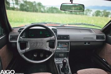 DLEDMV - Audi 90 low & slow en BBS - 013