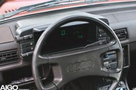 DLEDMV - Audi 90 low & slow en BBS - 021