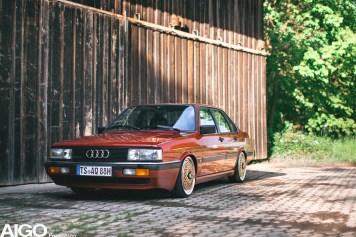 DLEDMV - Audi 90 low & slow en BBS - 023