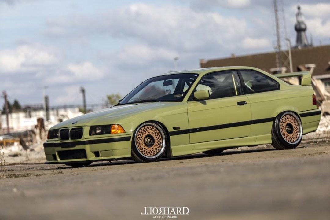 BMW 320i E36... Originale ! 23