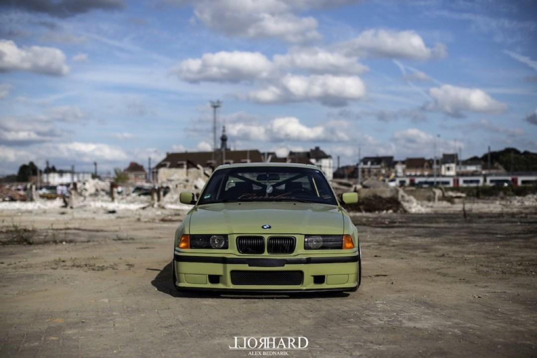 BMW 320i E36... Originale ! 27