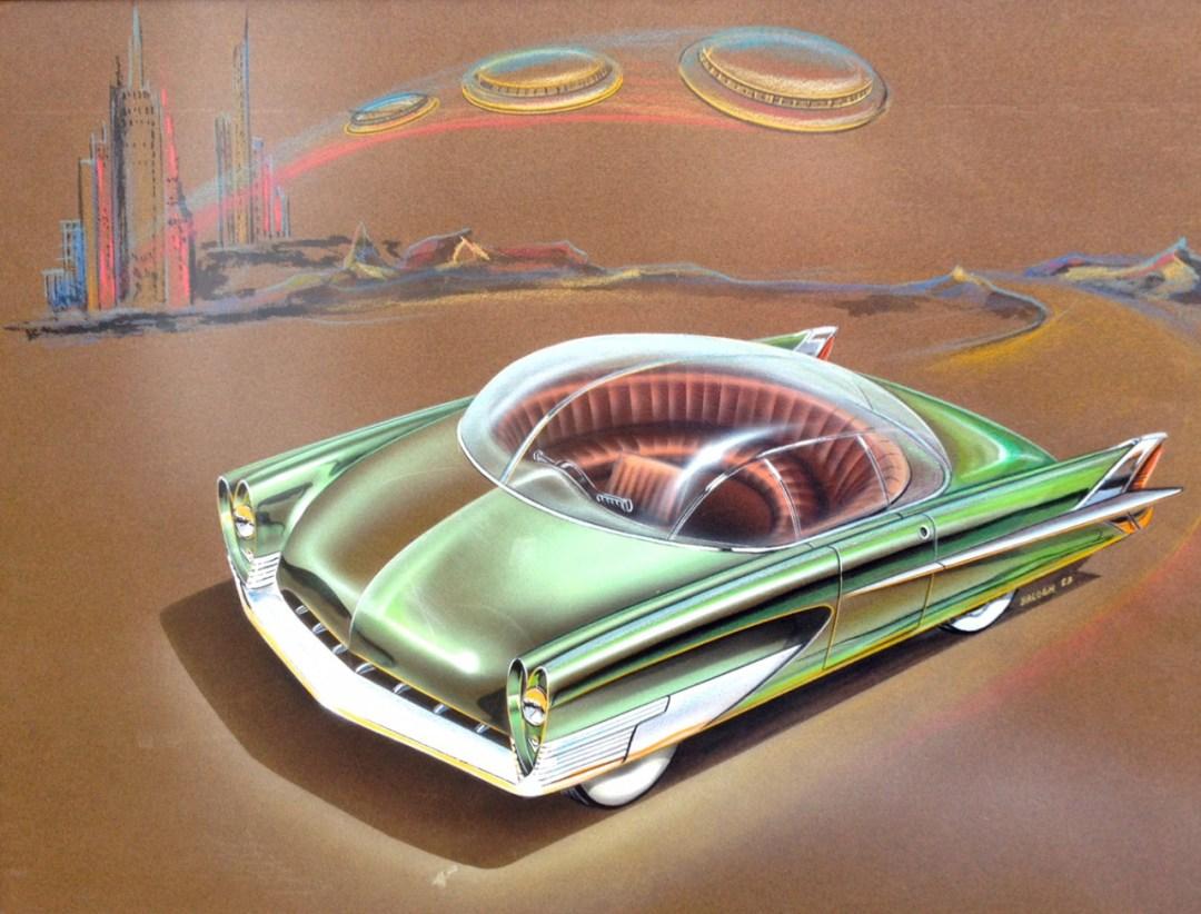 """""""Cars of the Future"""" - Les délires de l'An 2000 20"""